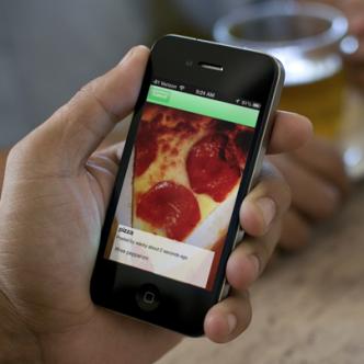 Una aplicación para intercambiar la comida que te sobró