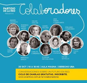 Evento CoLabOradores, 25 de octubre 2014