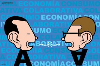 Compartir, colaborar, alquilar, por Augusto Costhanzo