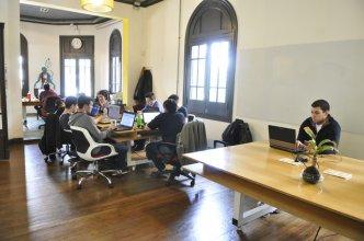 Coworking abierto en la Semana de la Economía Colaborativa