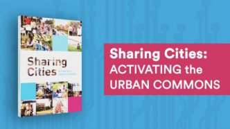 Libro Sharing Cities - activating the urban commonsns